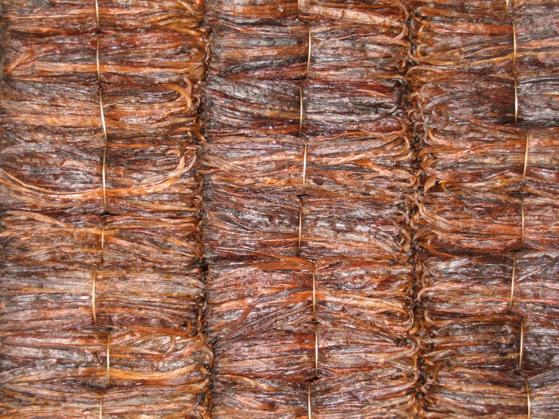 Red split vanilla – Madagascar