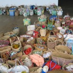 Vanilla worker bags – Madagascar