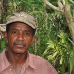 Vanilla farmer - Madagascar